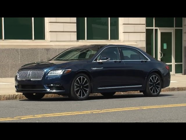 2017 Lincoln Continental - Complete Review | TestDriveNow