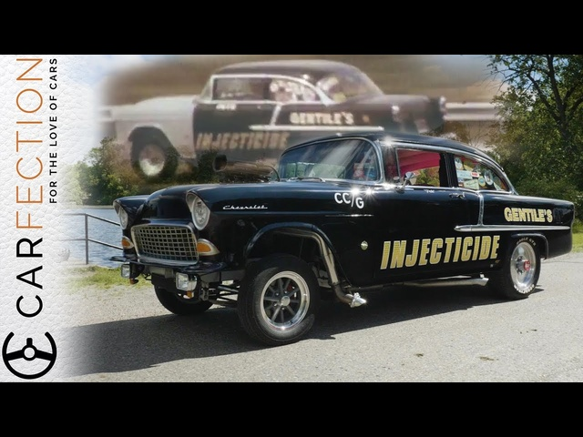 """Injecticide"" And The '55 Ford That Got Away - Carfection"