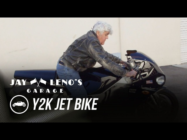 1999 Y2K Jet Bike - Jay Leno's Garage