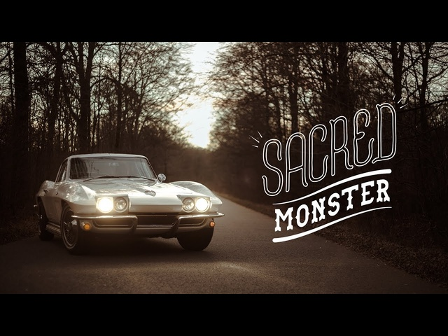 This C2 Corvette Stingray Is A Sacred Monster