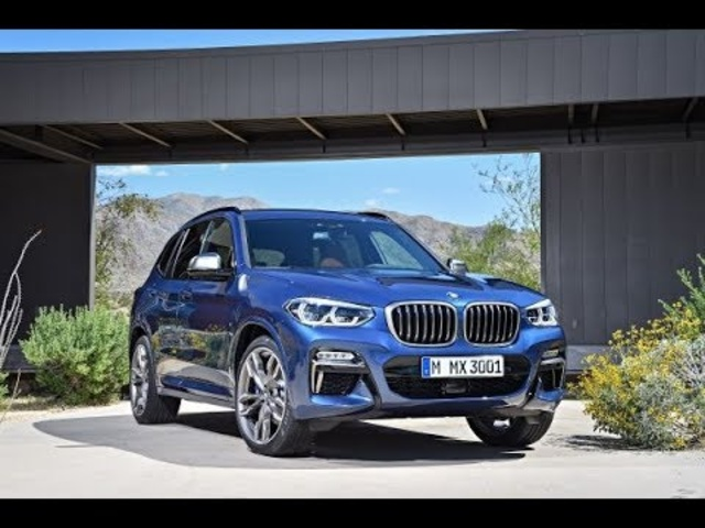2018 <em>BMW</em> X3 - First Look