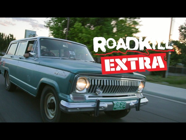 See More About the Roadkill Garage <em>Jeep</em> Wagoneer - Roadkill Extra