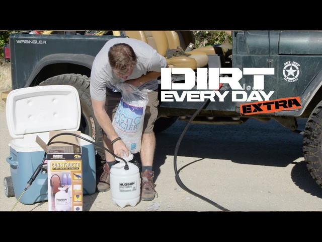 How to Stay Cool in Your Low-Budget Build! -Dirt Every Day Extra