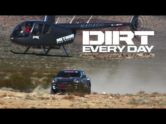 Racing the Iconic Mint 400 in a <em>Toyota</em> Tacoma! - Dirt Every Day Ep. 65
