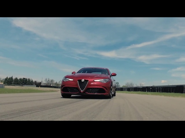 Get to Know the 2017 Alfa Romeo Giulia Quadrifoglio