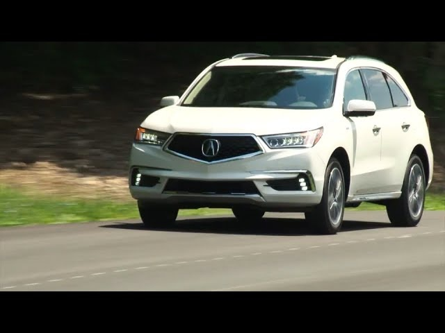 2017 Acura MDX Sport Hybrid - Complete Review | TestDriveNow
