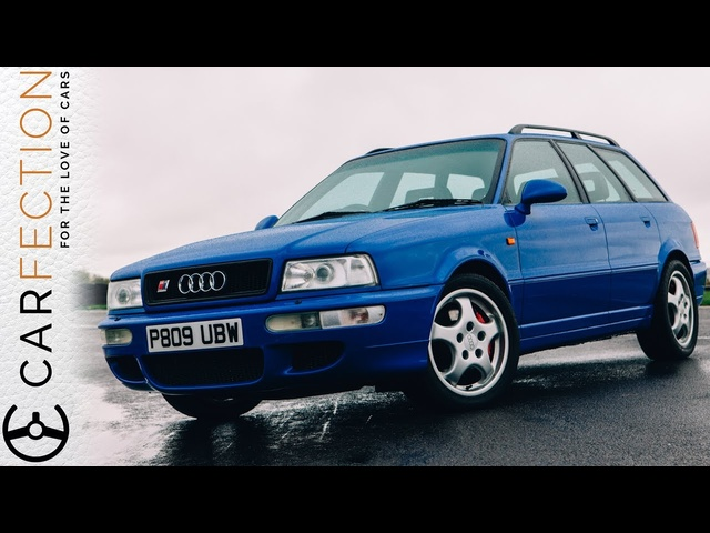<em>Audi</em> RS2: History Of The <em>Audi</em> RS Wagons PART 1/6 - Carfection