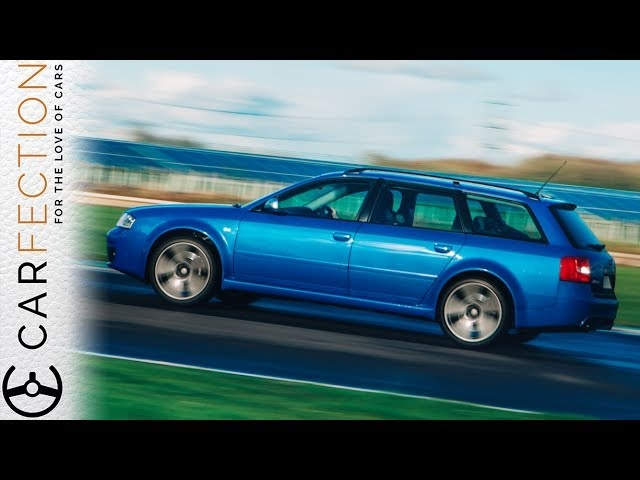 Audi C5 RS6: History Of The Audi RS Wagons PART 3/6 - Carfection