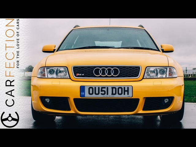 <em>Audi</em> B5 RS4: History Of The <em>Audi</em> RS Wagons PART 2/6 - Carfection