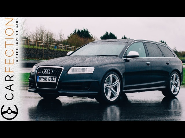 <em>Audi</em> C6 RS6 & <em>Audi</em> B8 RS4: History Of The <em>Audi</em> RS Wagons PART 5/6 - Carfection