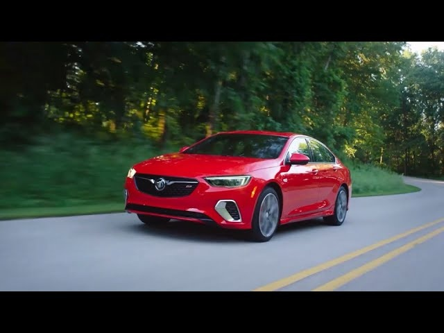 2018 Buick Regal GS - First Look | TestDriveNow