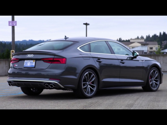 2018 Audi S5 Sportback - First Look