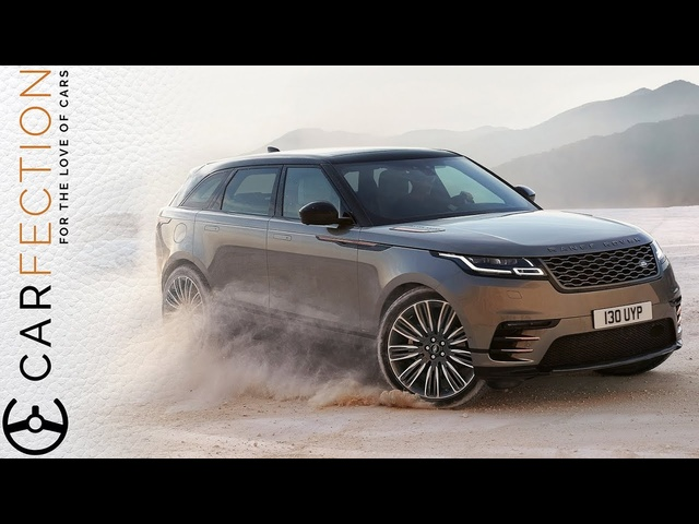 Range <em>Rover</em> Velar: Driving The Future - Carfection