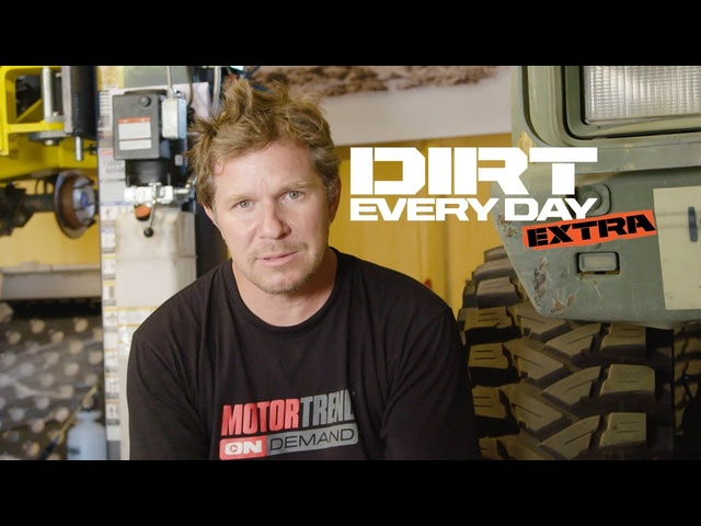 Fred Answers Questions From the Fans - Dirt Every Day Extra