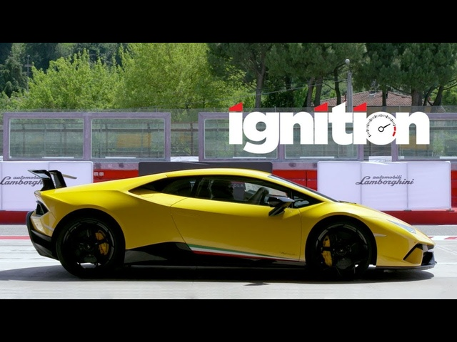 2017 Lamborghini Huracán Performante: Can a Bull Jump Over the Moon? - Ignition Ep. 177