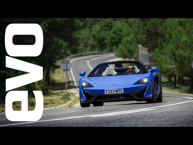 <em>McLaren</em> 570S Spider review | evo REVIEW