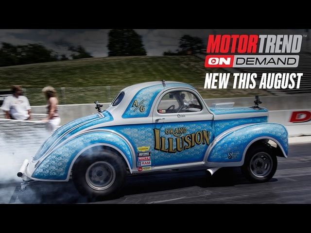 New This August 2017 on Motor Trend OnDemand