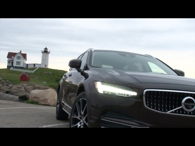 2017 <em>Volvo</em> V90 Cross Country - Complete Review
