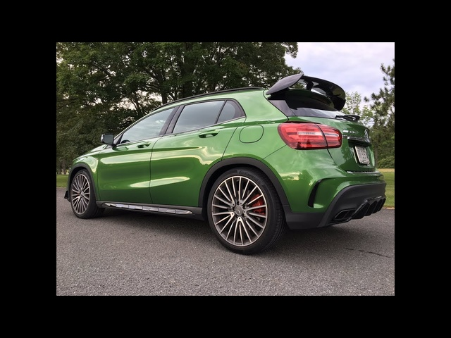 2018 <em>Mercedes</em>-AMG GLA45 - Complete Review