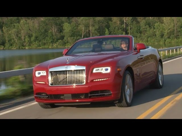 2017 Rolls-Royce Dawn - Complete Review | TestDriveNow