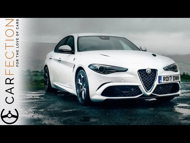 Alfa Romeo Giulia Quadrifoglio: <em>BMW</em> M3 Killer? - Carfection