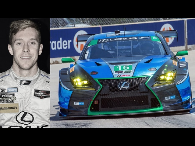 Jack Hawksworth: In the Pit with 3GT Racing – Motor Trend Presents