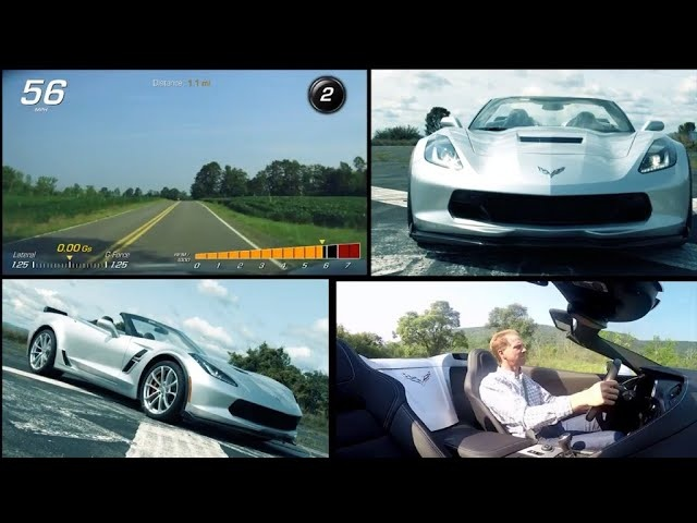 2018 Chevrolet Corvette Grand Sport Convertible - Complete Review | TestDriveNow