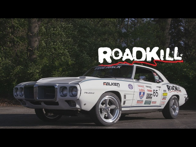 Building Finnegan's Dream-Car Firebird! -Roadkill Ep. 67