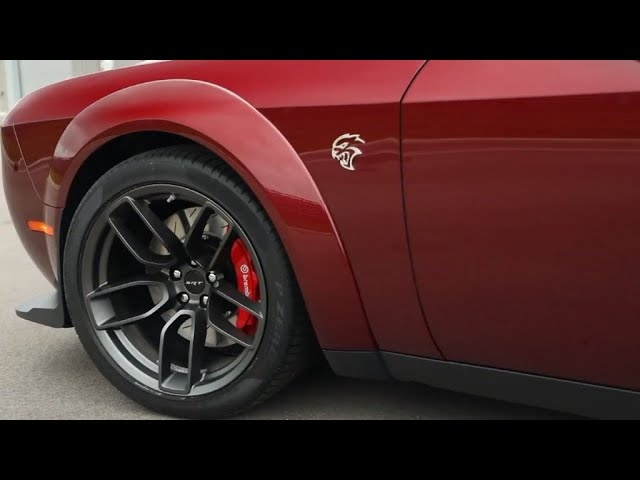 2018 <em>Dodge</em> Challenger SRT Hellcat Widebody - First Look | TestDriveNow