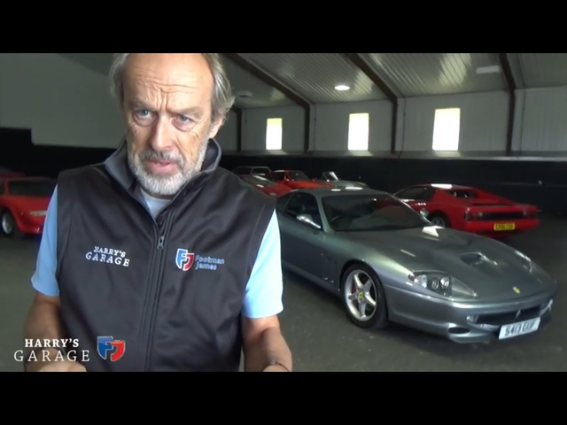 <em>Ferrari</em> 550 Maranello real world review