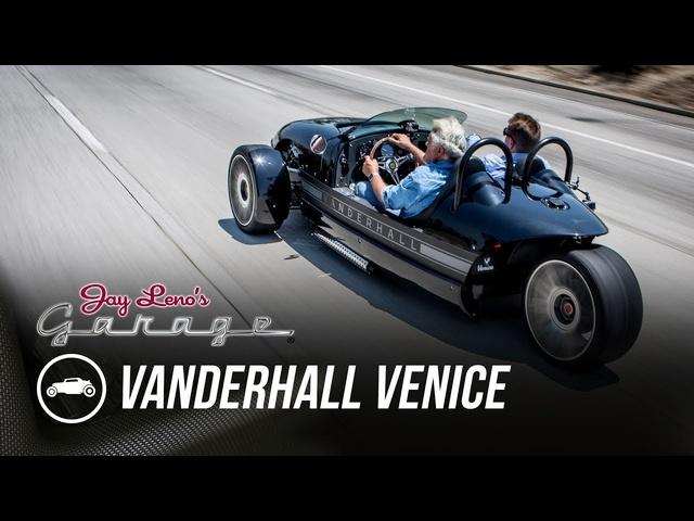 2017 Vanderhall Venice -Jay Leno's Garage