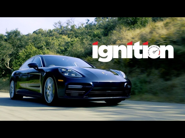 2017 <em>Porsche</em> Panamera Turbo Executive—Is This Super Sedan a Proper <em>Porsche</em>? - Ignition Ep. 178