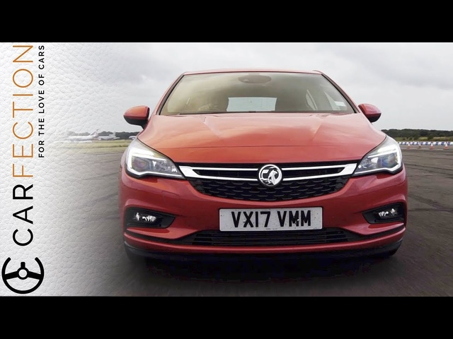 Learn To Be F1 Fast, In A Vauxhall Astra - Carfection