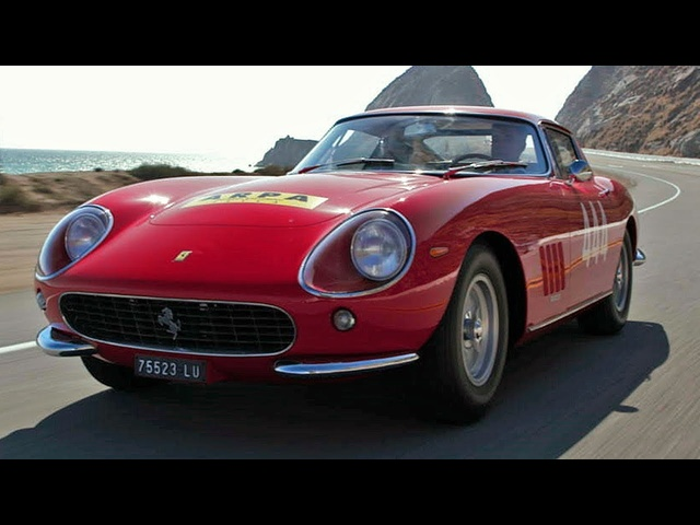 1965 <em>Ferrari</em> 275 GTB: Italian Competition Class at its Best! - 2017 Pebble Beach Week