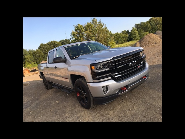 2017 Chevrolet Silverado Redline Edition - Complete Review