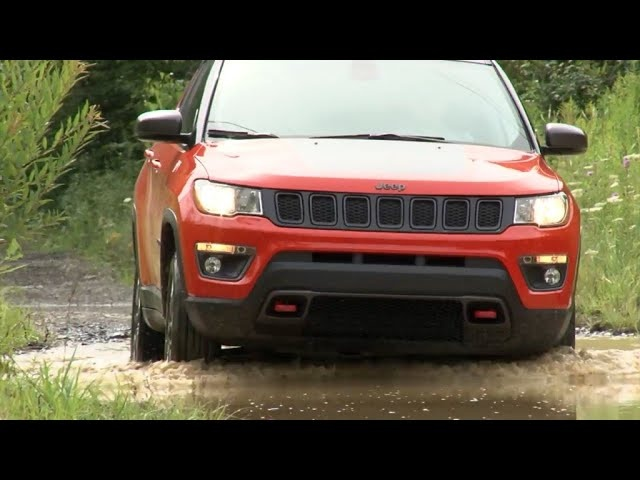 2017 Jeep Compass Trailhawk - Complete Review | TestDriveNow
