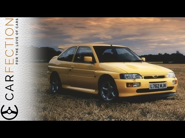 Ford Focus RS vs Ford Escort RS Cosworth - Carfection