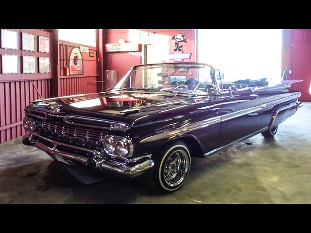 Miguel Alatorre & His 1959 Chevrolet Impala - Lowrider Roll Models Ep. 2