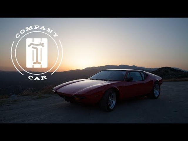 1972 De Tomaso Pantera: The Company Car Of Our V8 Dreams