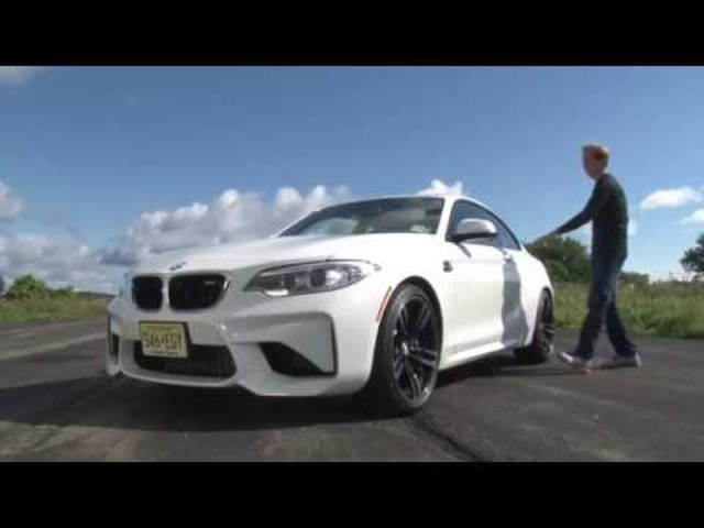 2017 <em>BMW</em> M2 - Complete Review