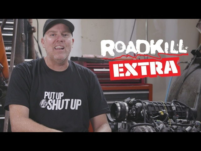 Q&A With Freiburger - Roadkill Extra