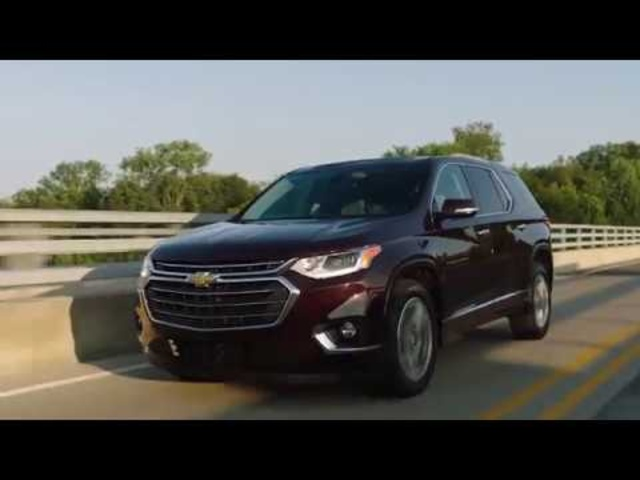 2018 Chevrolet Traverse - First Look