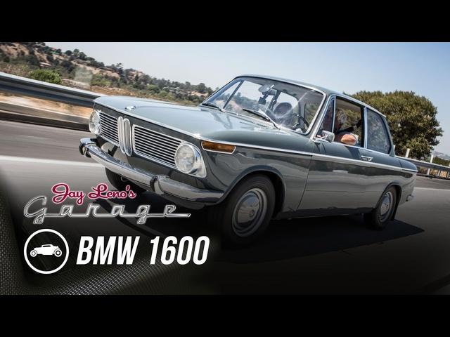 1967 BMW 1600 -Jay Leno's Garage