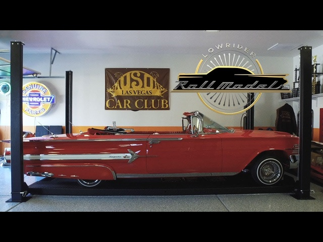 Michael Grey & His 1960 Chevrolet Impala - Lowrider Roll Models Ep. 3
