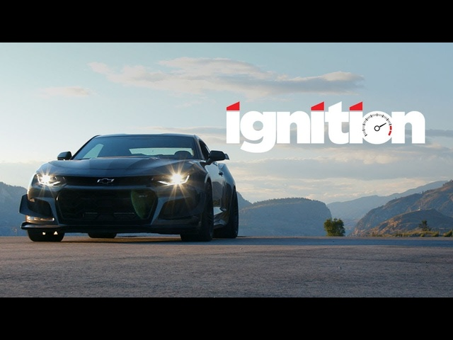 2018 Chevrolet Camaro ZL1 1LE: Chevy Sharpens Its Lead Pipe - Ignition Ep. 179
