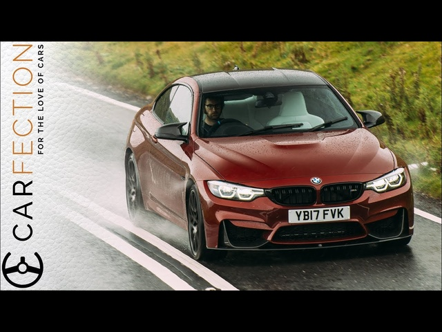<em>BMW</em> M4 Competition Pack: It's A No Brainer - Carfection
