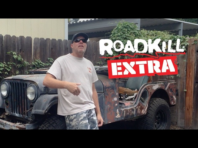 Freiburger Explains $3,000 Hooptie Challenge -Roadkill Extra