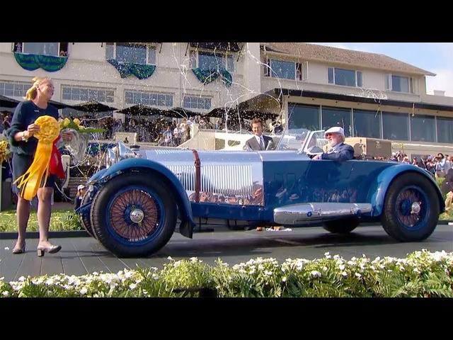 Pebble Beach Concours d'Elegance Mothers Polish Chassis Cam - 2017 Pebble Beach Week