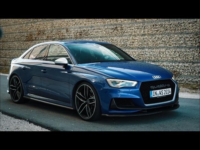 AUDI A3 CLUBSPORT QUATTRO CONCEPT | Audi Deutschland | VWHome