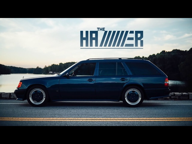 1987 <em>Mercedes</em>-Benz AMG Hammer Wagon: Six Liters Of Grocery-Smashing German Power